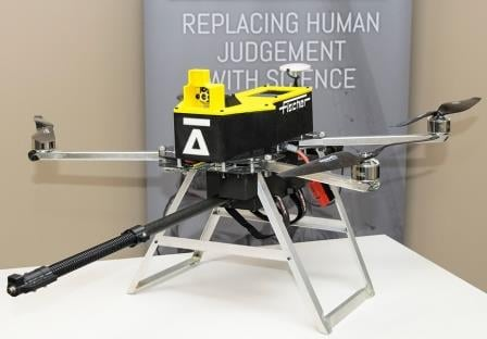 Smart Bee drone developers say system could boost overall accuracy of DFT measurements since it can collect data from locations previously inaccessible.